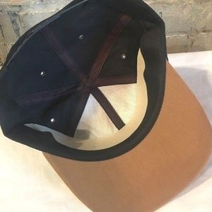 Vintage PSE Archery Snapback Hat Cap Suede Bill